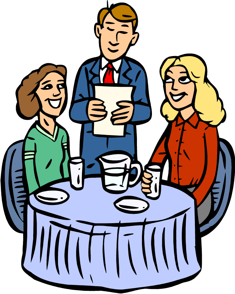 graphic transparent library Restaurants clipart. Free images download clip.