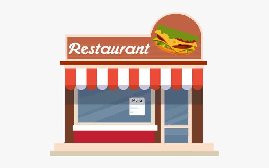 graphic transparent Fast food restaurant best. Restaurants clipart.