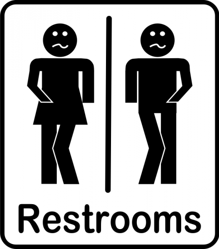 freeuse stock  clipartlook. Restroom clipart.