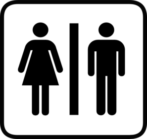 png freeuse stock Restroom clipart. Free cliparts download clip.