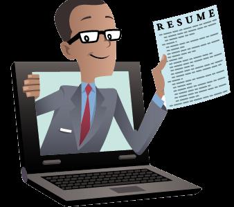 graphic transparent stock Clip art achievable visualize. Resume clipart.