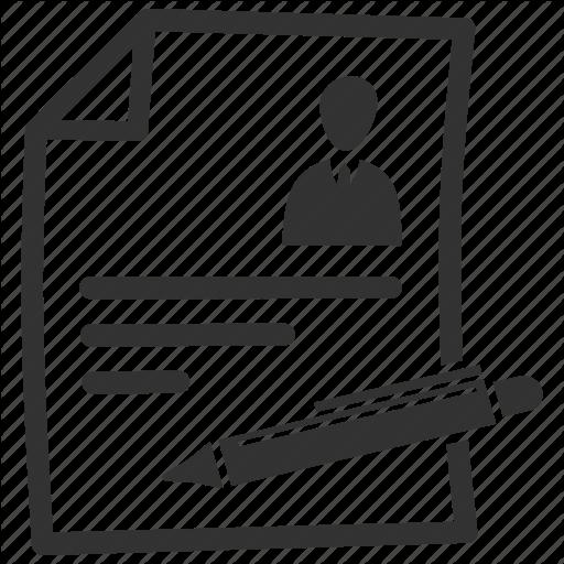 transparent stock Resume PNG Transparent Resume