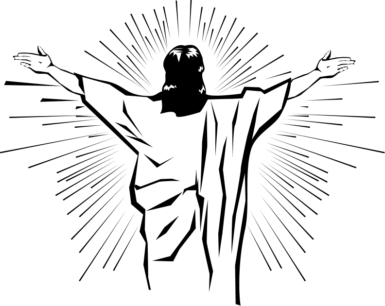 png freeuse Of jesus easter clip. Resurrection clipart.