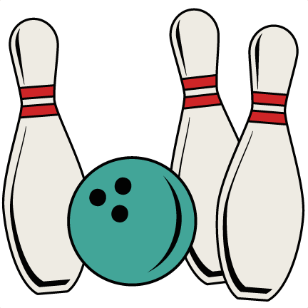 picture transparent retro bowling clipart #59905676