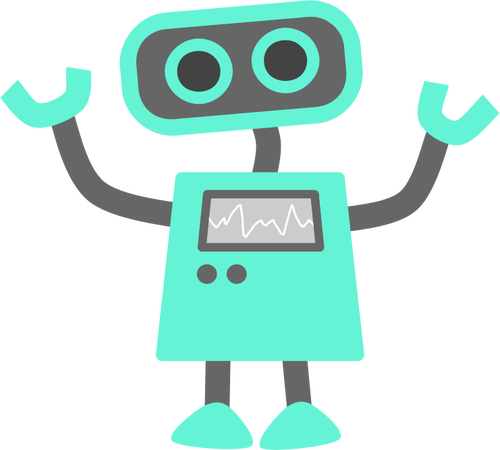 freeuse stock Robot Clipart Free at GetDrawings