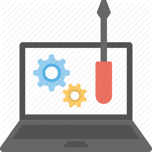 clip art free Collection of free configuring. Vector computer modern