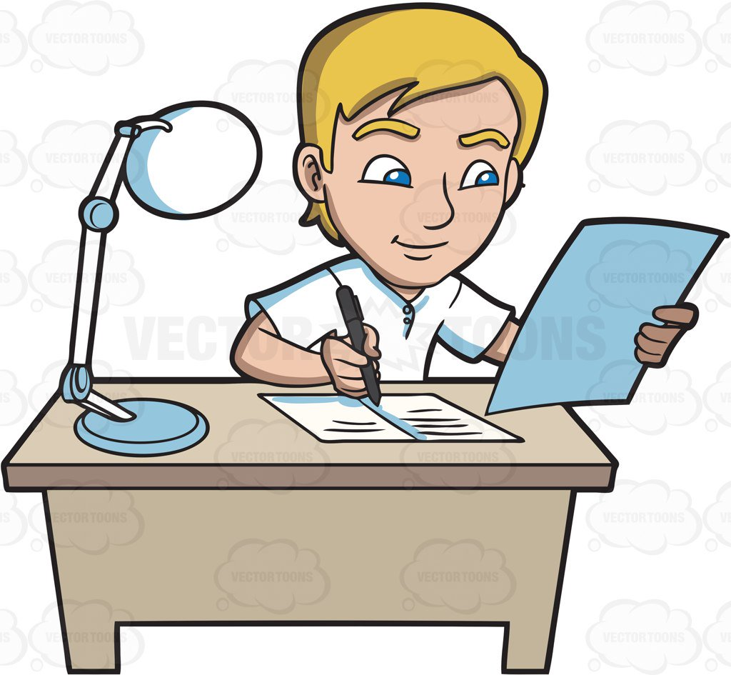 image free library Students writing free download. Writer clipart man