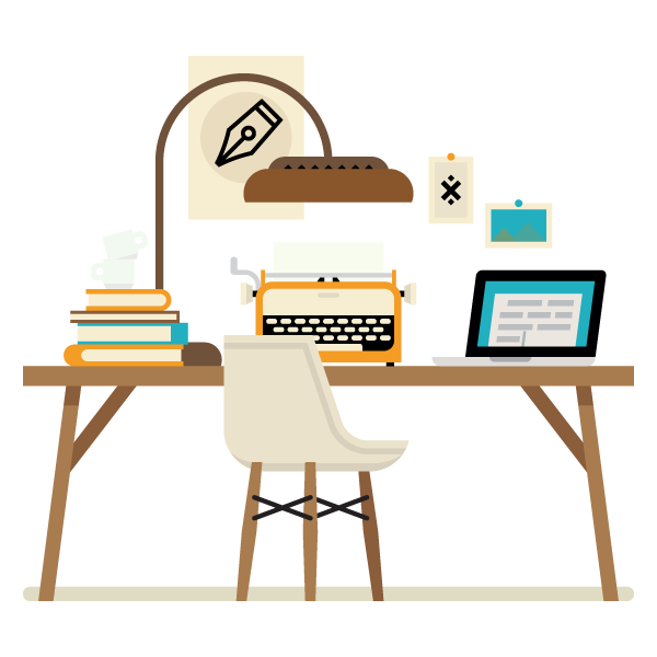 clip art freeuse stock Product review services amazon. Writer clipart essay