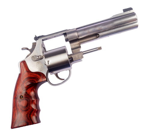 vector transparent Revolver Pistol PNG Transparent Image