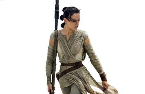 clipart library library Star wars png by. Rey transparent.