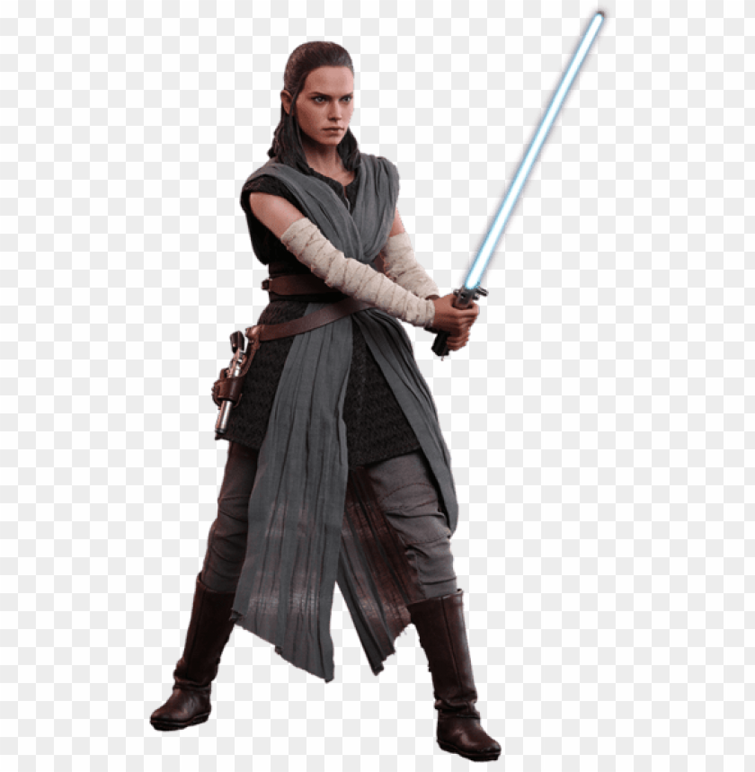 clipart freeuse Rey transparent. The last jedi costume.