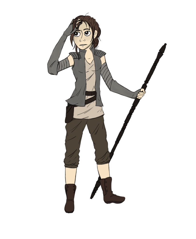 clip art black and white download By javott on deviantart. Rey transparent.