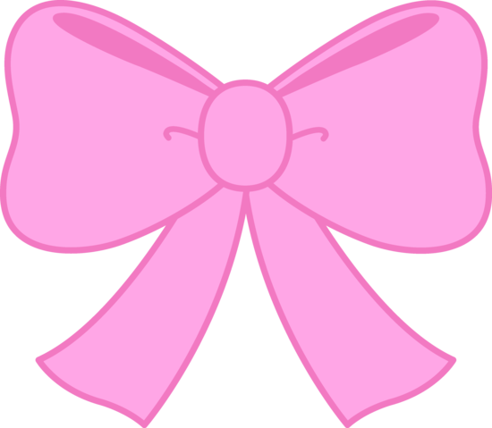 vector free download girly bows clipart #59910767