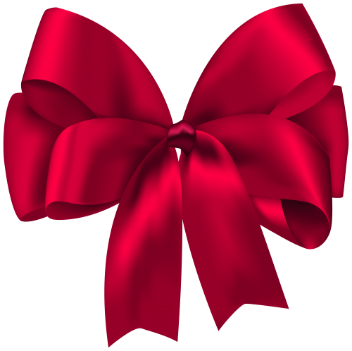 clip library stock Beautiful Red Bow PNG Clipart