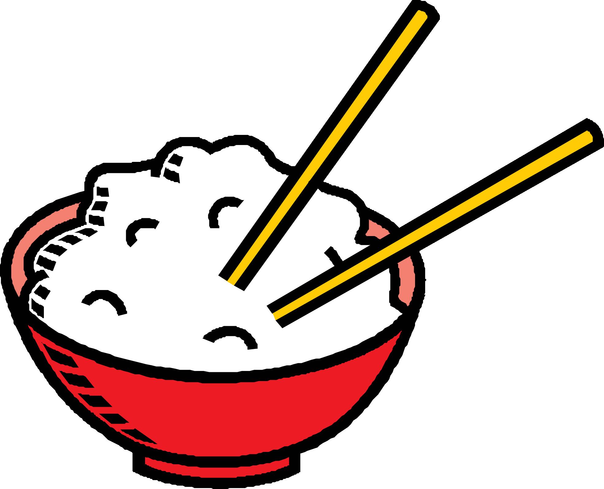 clip transparent download Rice Bowl Clipart