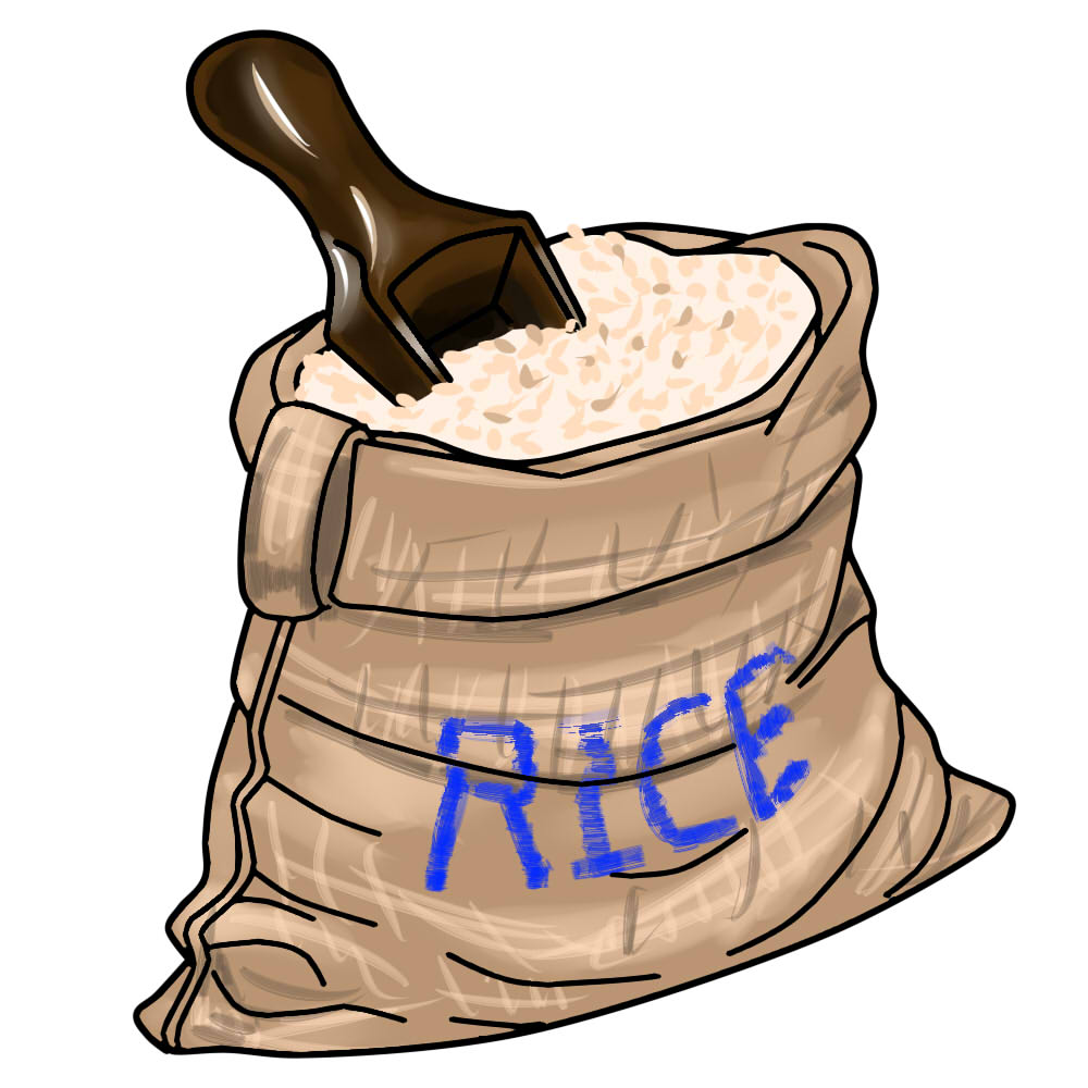 jpg freeuse library Rice clipart. Free cliparts download clip.