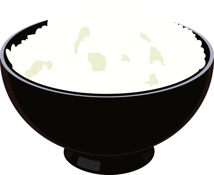 picture free library Rice Clipart steam rice