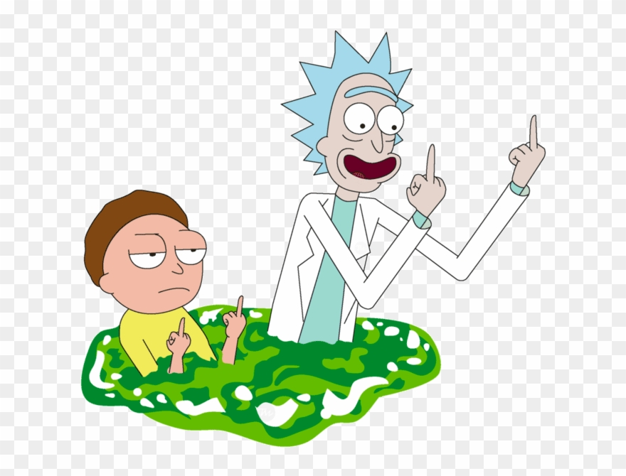 graphic freeuse download Rick And Morty Portal Clipart