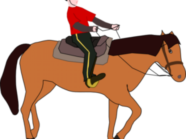 graphic library stock Horse Riding Clipart