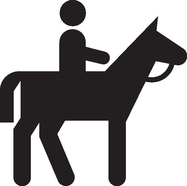 clip art royalty free stock Western horse clipart. Horseback riding clip art.