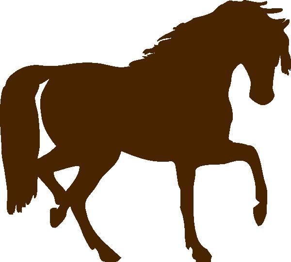 clip art download Brown Horse Clip Art at Clker