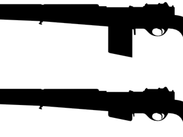 banner black and white stock Rifle clipart. Free on dumielauxepices net.
