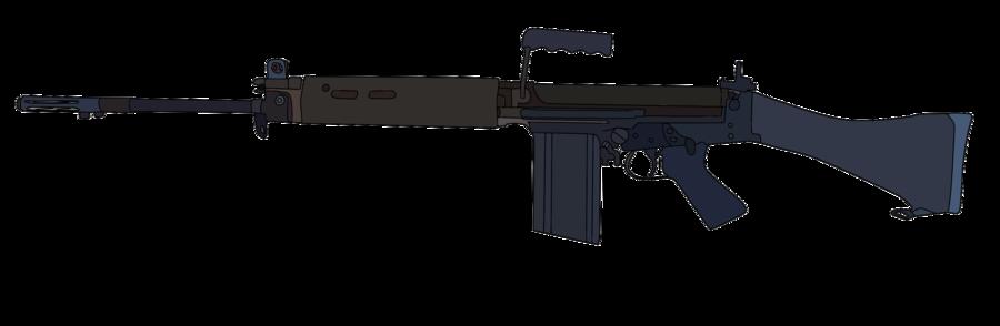 stock vector firearm 7.62 #107817067