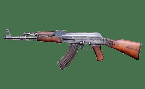 svg royalty free Transparent ak47. Ak gun background
