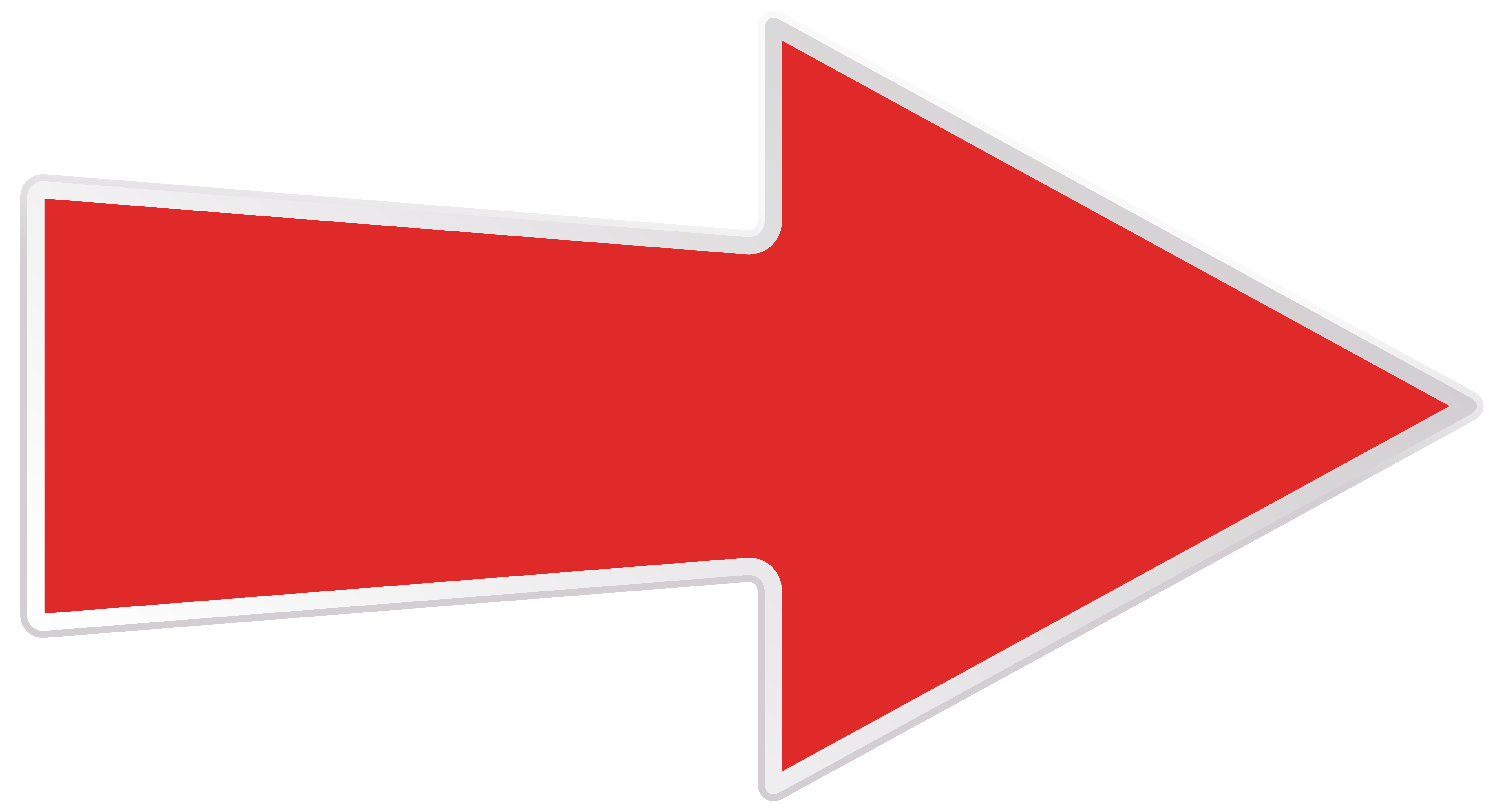 banner royalty free library Right arrow clipart. Red transparent png clip.