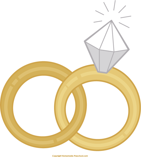 image freeuse download Wedding band free on. Ring clipart.