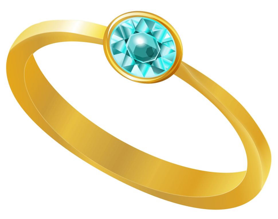 jpg royalty free download Gold rings clipart. Wedding clip art free