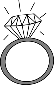 clipart free stock Free wedding rings . Ring clipart.