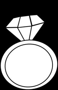 clip art transparent Ring clip art free. Engagement clipart bridal shower.