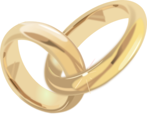clipart transparent download Wedding Rings