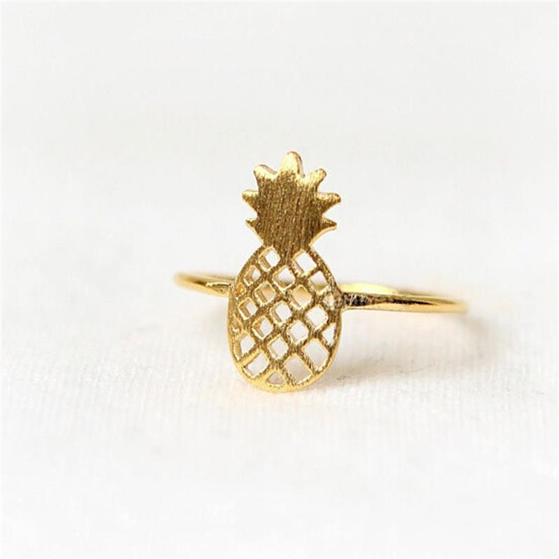 jpg library library Rings drawing pineapple. Us off fashion hollowed