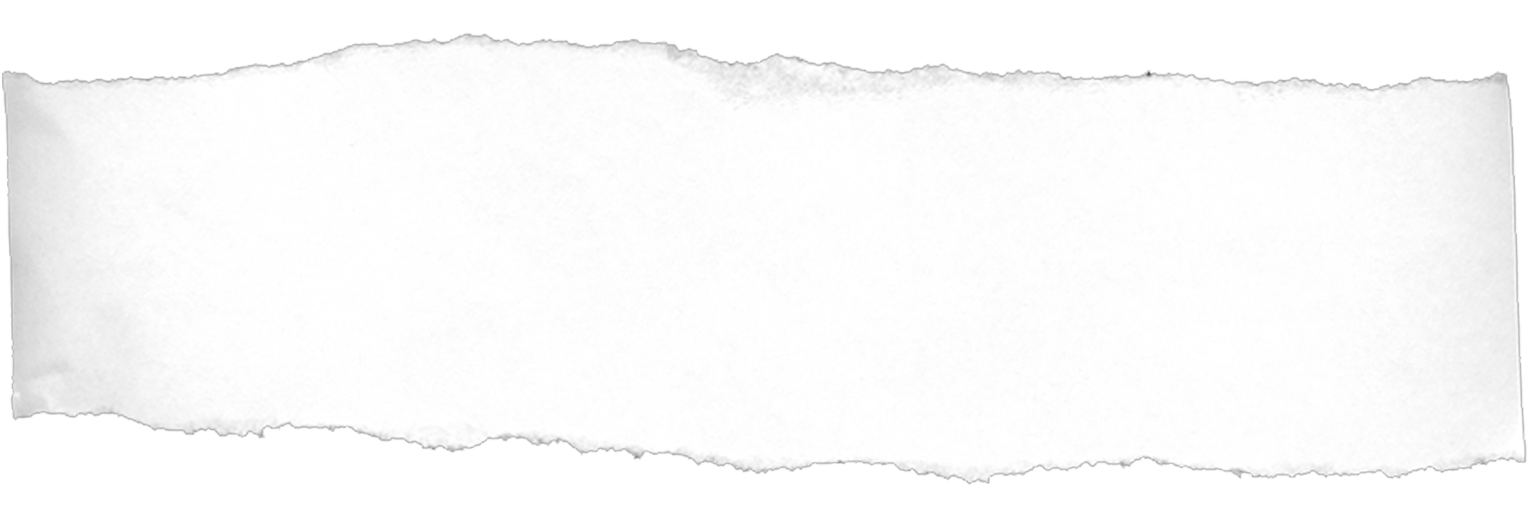 banner download Ripped Torn Paper transparent PNG