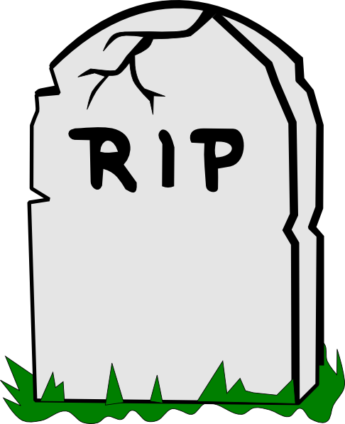 royalty free tombstone clipart black #84963816