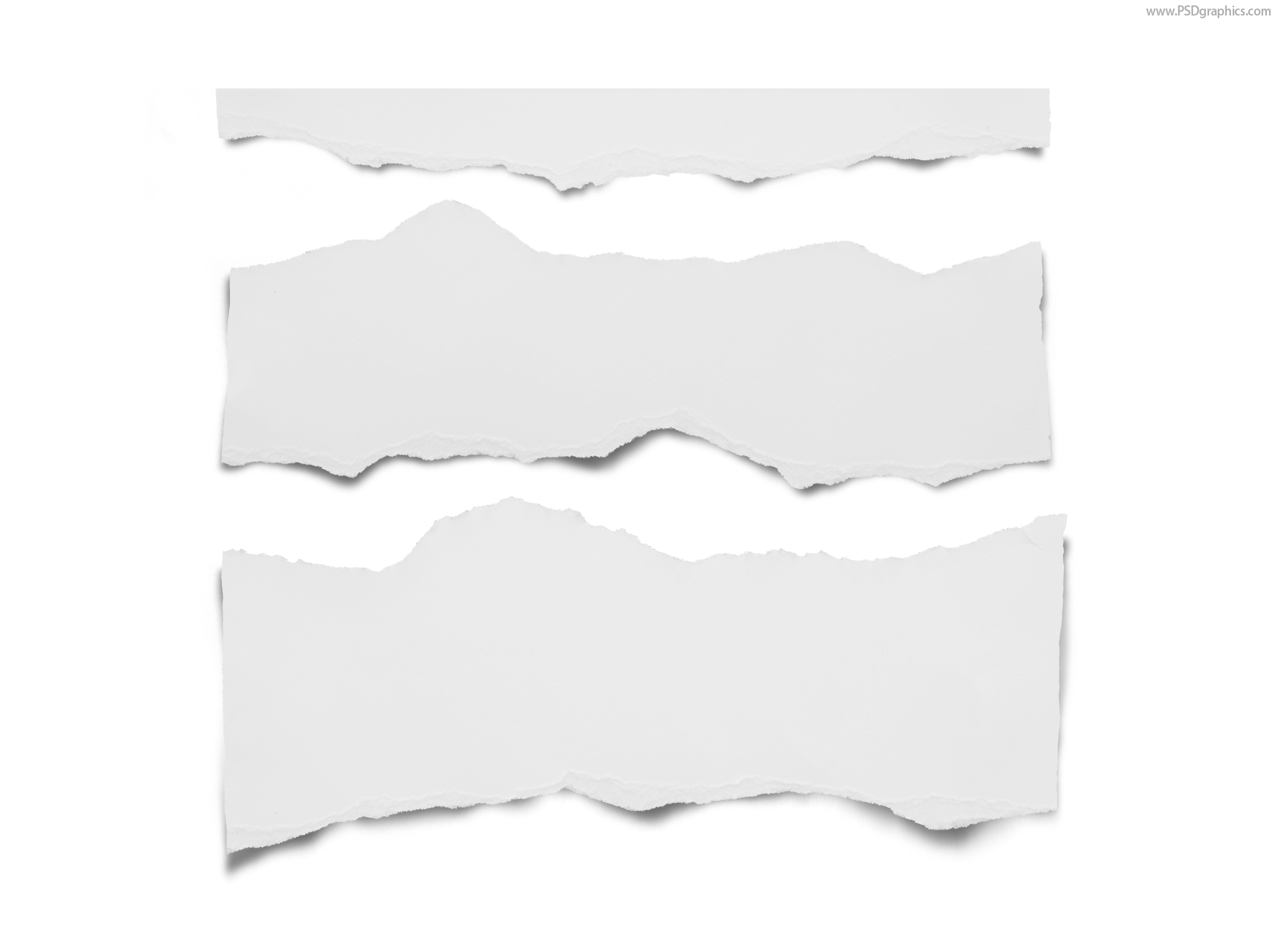clip transparent Ripped vector.  newspaper png for