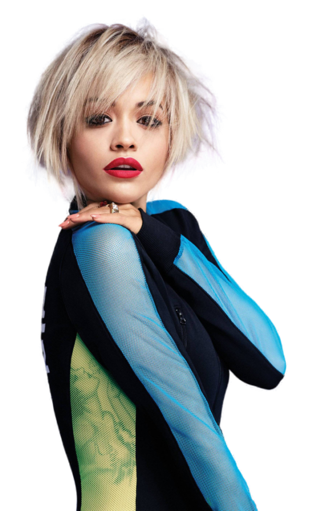 vector freeuse download Rita Ora PNG Transparent