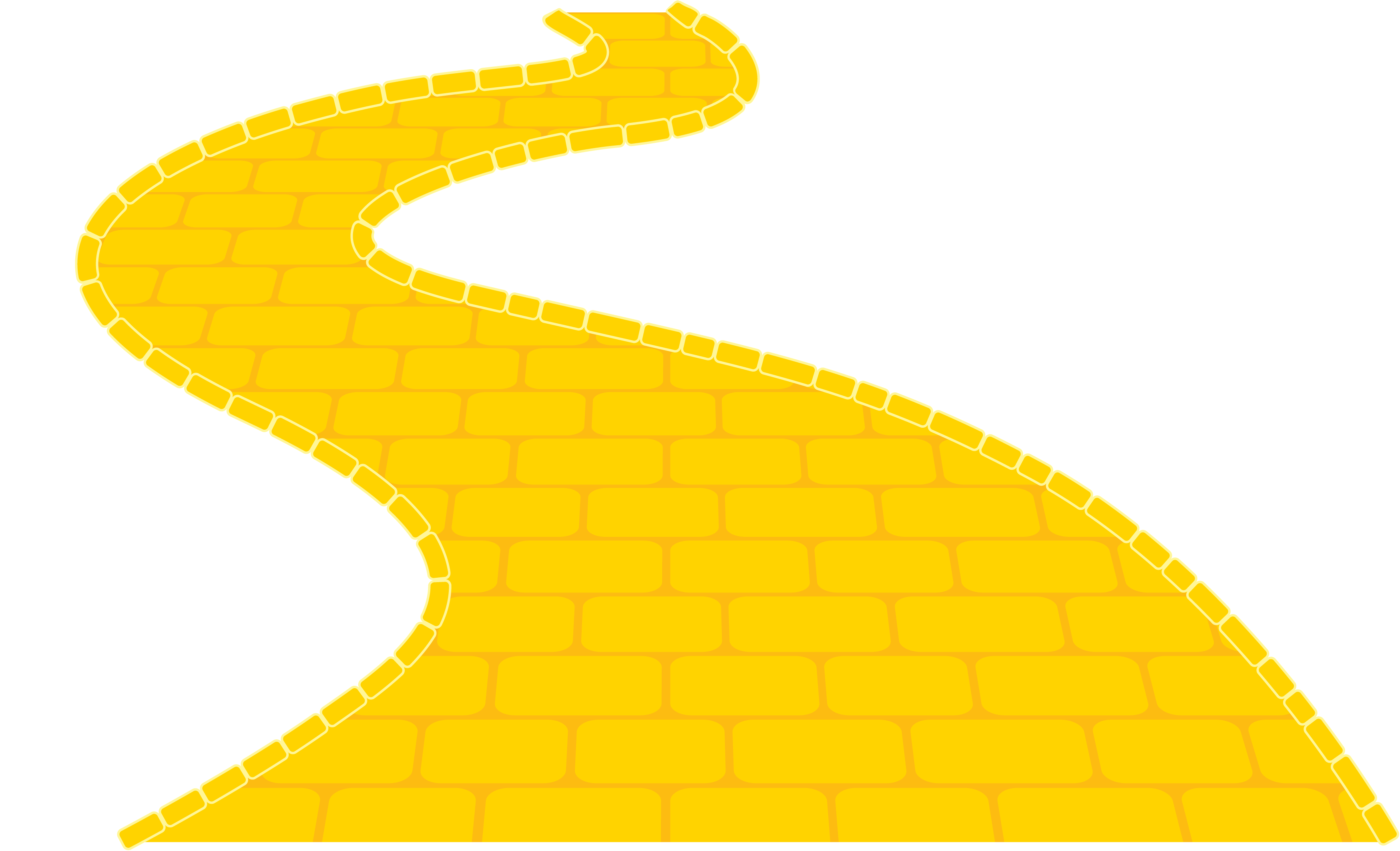 clipart free download Pleasant Design Yellow Brick Road Clipart Clip Art Images