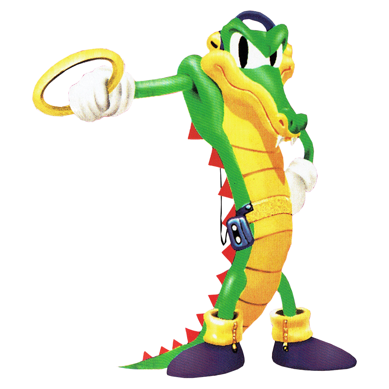 banner free Newly extracted the art. Vector costume crocodile