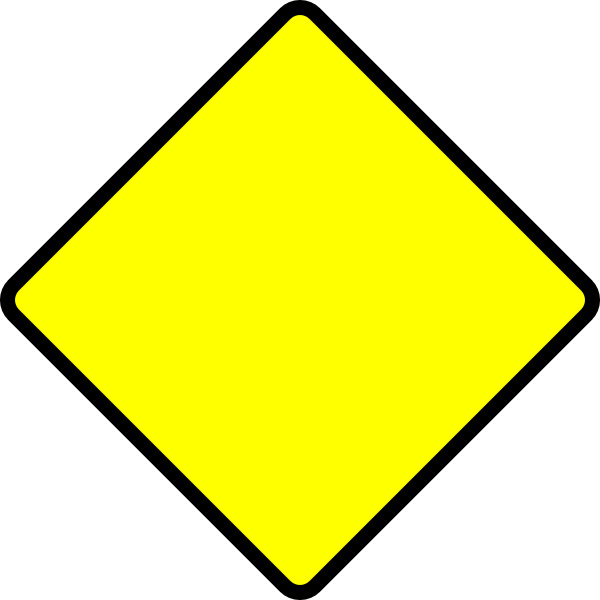 svg free blank street signs