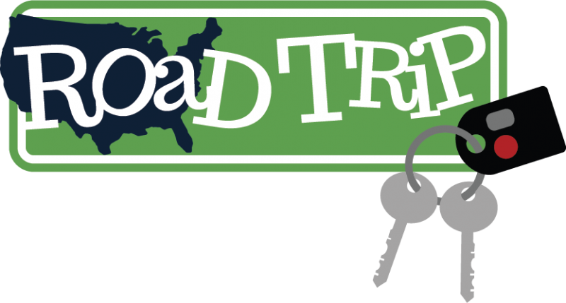 picture freeuse Road Trip Svg Scrapbook Title Vacation Svg Files Road Trip Svg