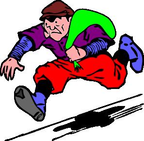 graphic transparent Burglar clipart theives. Burgular robber theif clip.