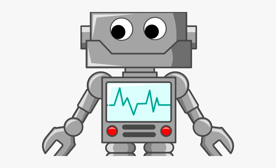 clip freeuse library Sick in cartoon free. Robot clipart.
