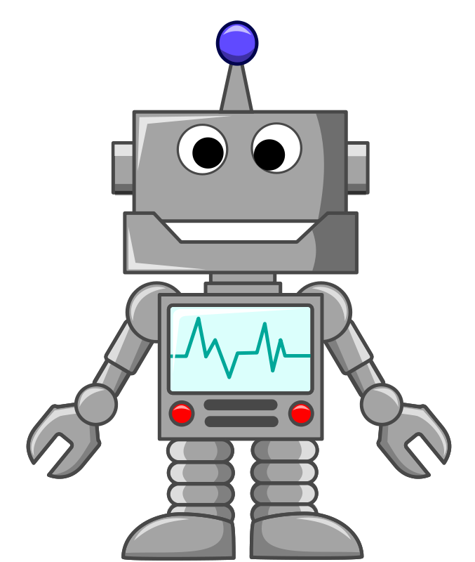 png free robot clipart