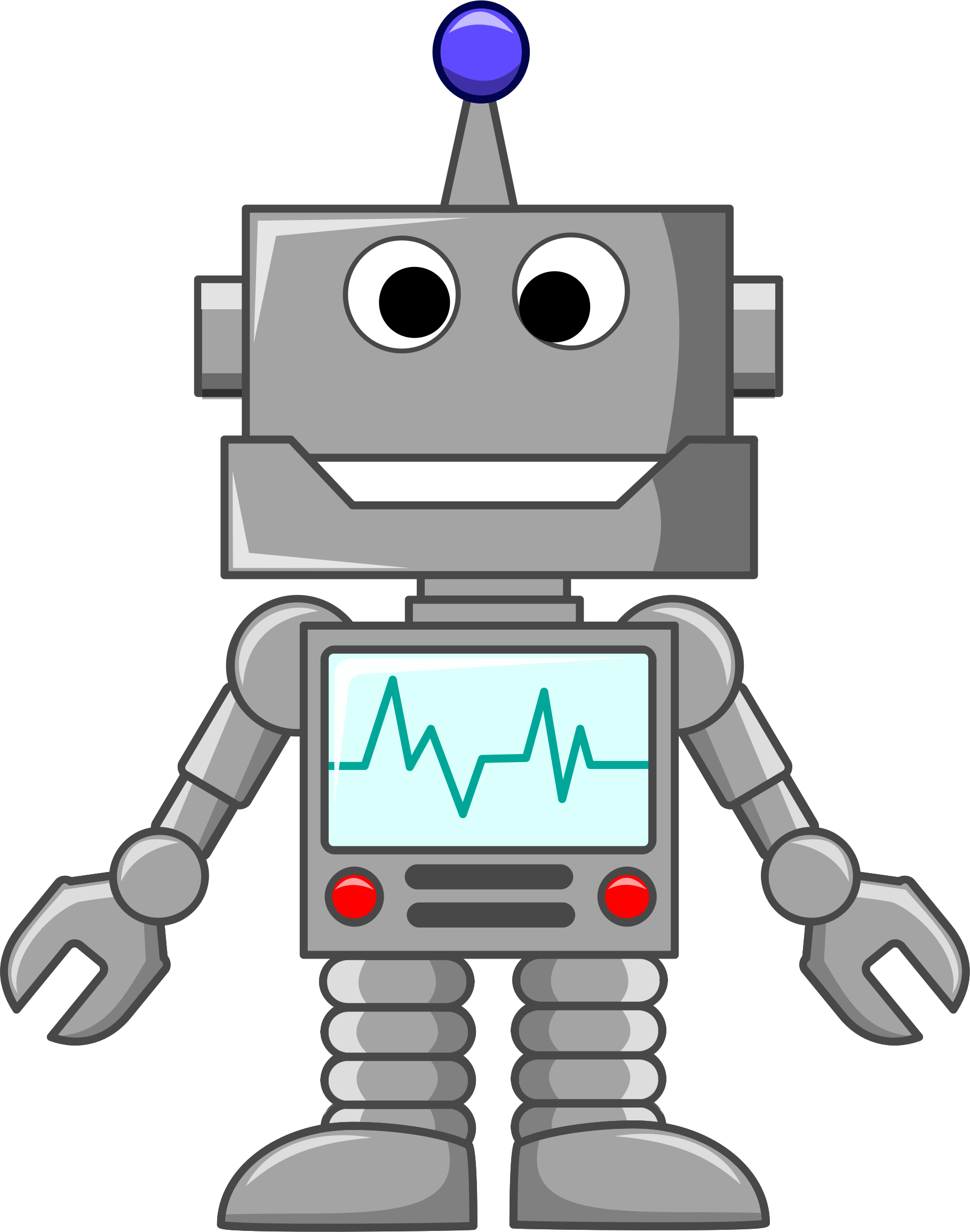 clip freeuse library Robot clipart. Automation free on dumielauxepices.