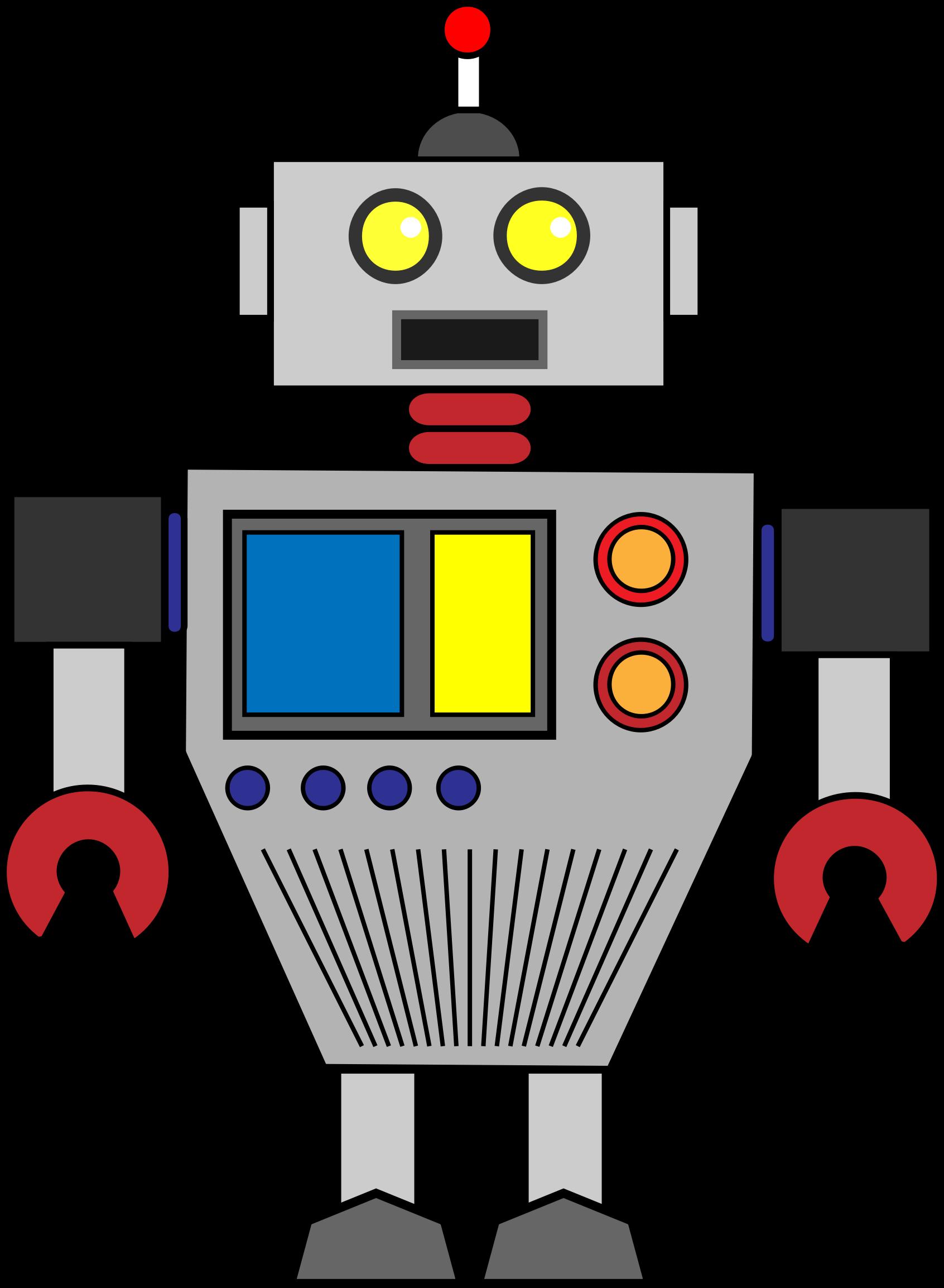 picture transparent stock . Robot clipart.