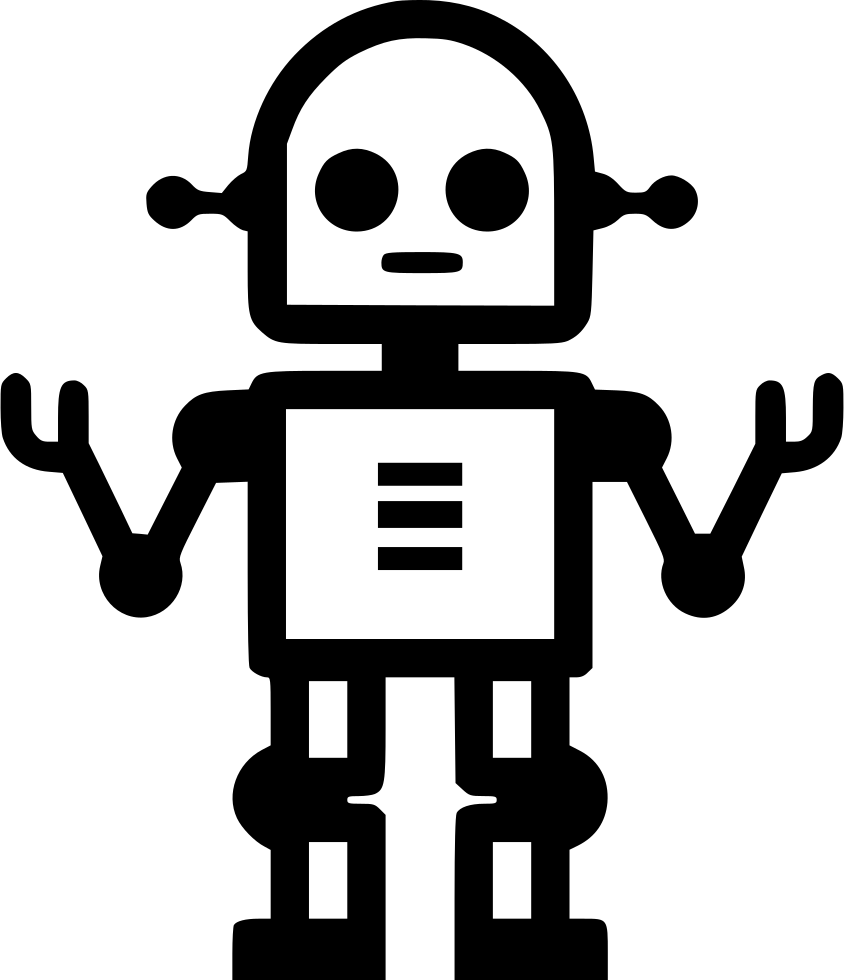 jpg stock Robot Svg Png Icon Free Download