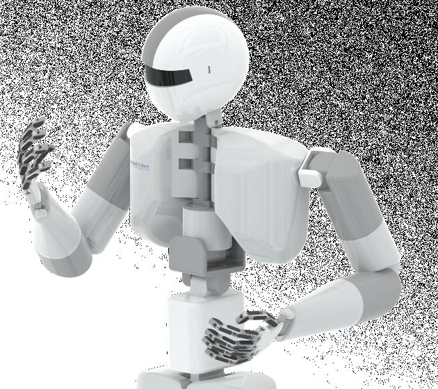graphic freeuse download Humanoid Robot Platform